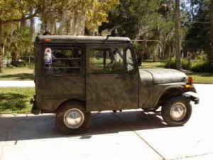Craigslist Orlando Cars And Trucks By Owner >> 1974 Antique Jeep DJ-5